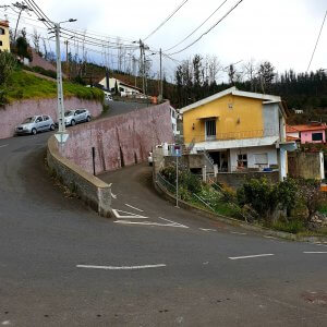 Finding the way to the Levada dos Tornos sometimes is not easy.